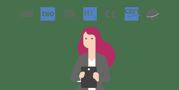 Crea registros de control en la industria usando Iristrace