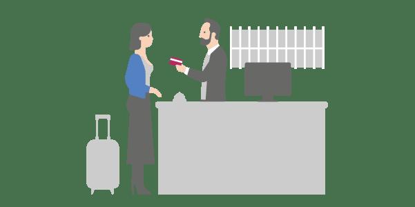 mystery client lista de verificación alojamientos hoteles Iristrace