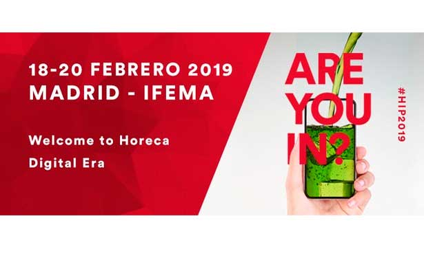 Horeca IFEMA Madrid 2019 Iristace