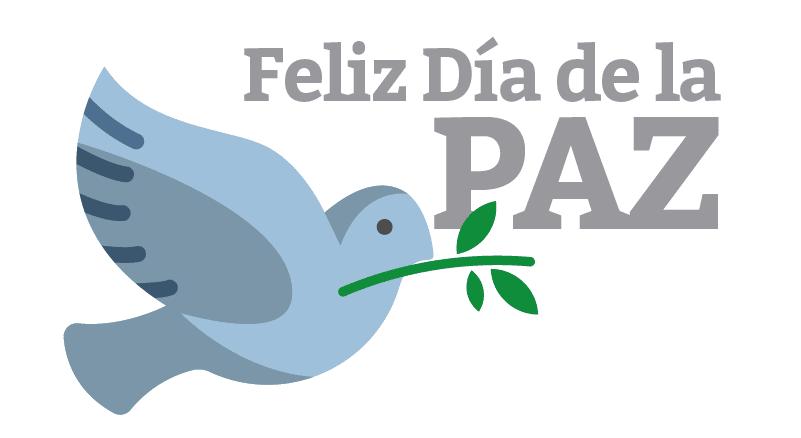 Día de la paz Iristrace