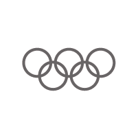 aros juegos olímpicos checklists en centros deportivos