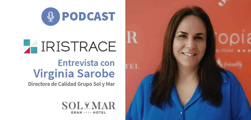 Entrevista al Grupo Sol y Mar. Podcast Iristrace Talks.